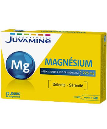 Juvamine Oligoelemento di magnesio