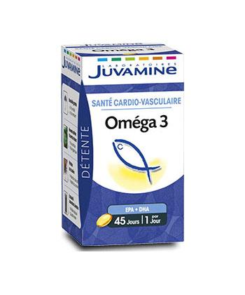 Juvamine Omega-3-