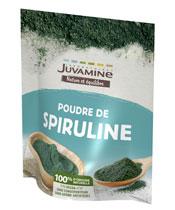 Juvamine Spirulina-Pulver