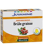 Juvamine Programm Abnehmen Fett zu verbrennen Grüner Tee Guarana