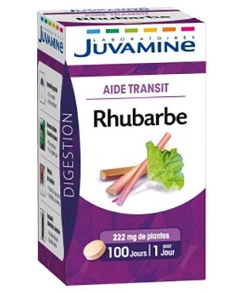 Juvamine Ruibarbo