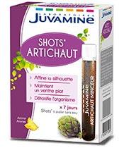 Juvamine Shots Carciofo