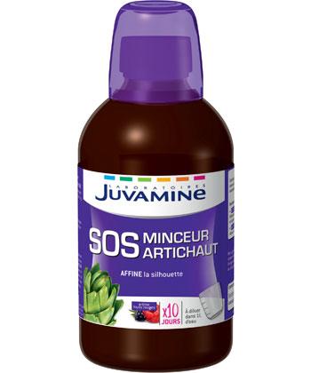 Juvamine Alcachofa SOS adelgaza