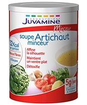 Juvamine Dieta de la sopa de alcachofa