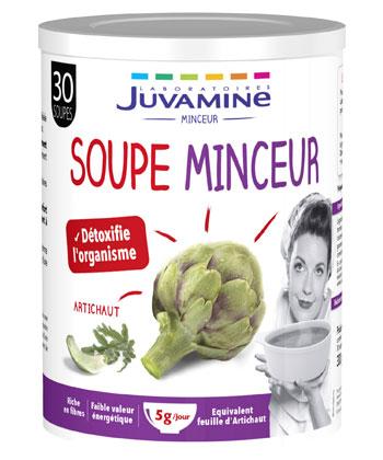 Juvamine Dieta Soup