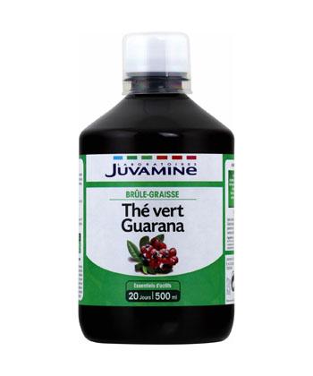 Juvamine Th� Vert Guarana