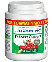 Juvamine Guaraná Té Verde