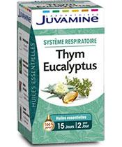 Juvamine Timo Apparato respiratorio Eucalyptus