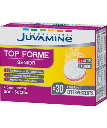 Juvamine Top fit senior