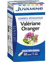 Juvamine Valeriana Oranger