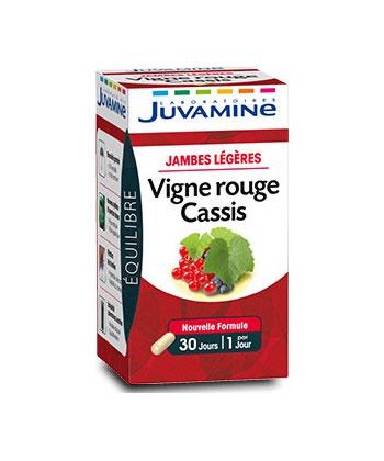Juvamine Vigne Rouge Cassis