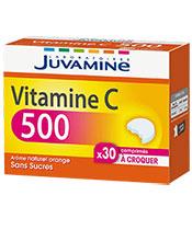 Juvamine Vitamina C 500 Senza Zuccheri