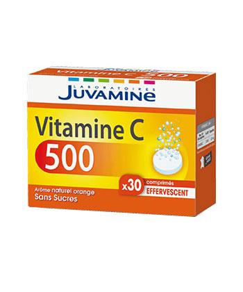 Juvamine Vitamine C 500