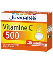 Juvamine Vitamin C 500