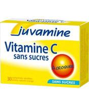 Juvamine Vitamine C sans sucre