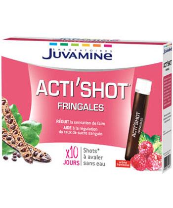 Juvamine Fringales Acti'Shot