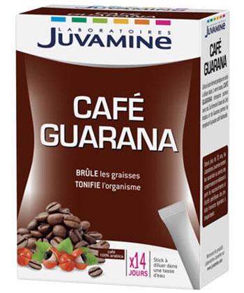 Juvamine Café guaraná