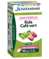 Juvamine Kola Grüner Kaffee