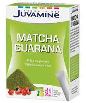 Juvamine Matcha Guaraná