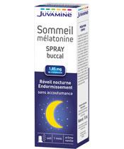 Juvamine Sueño de melatonina