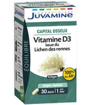 Juvamine Vitamin D3
