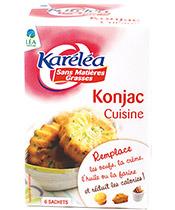 Kar�l�a Konjac de cuisine
