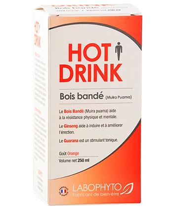 LaboPhyto Bebida caliente Hombre