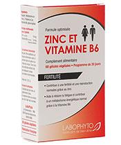 LaboPhyto Zink Vitamin B6