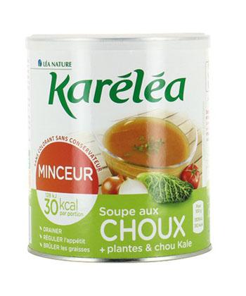 Léa Nature Soupe Minceur Choux + Plantes