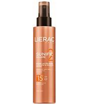 Lierac Sunific Irisée Vía Mist SPF 15