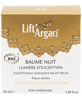Lift'Argan Baume Nuit Lumi�re d'Exception