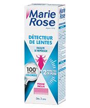 Marie Rose Détecteur de Lentes