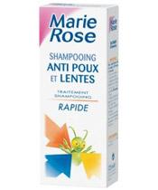 Marie Rose Anti-Läuse Shampoo und langsam