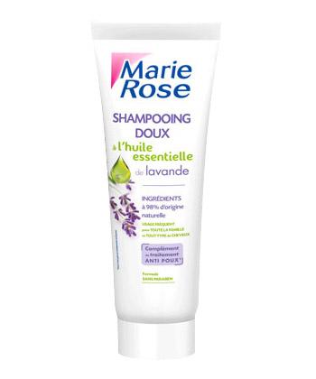 Marie rose shampoing doux l 39 huile essentielle de lavande - Huile essentielle de lavande prix ...