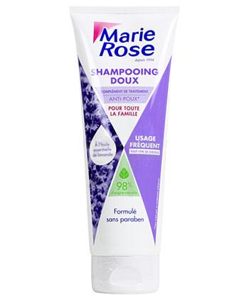 Marie Rose champú suave