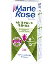 Marie Rose Shampoo anti-pidocchi e risorse naturali lento