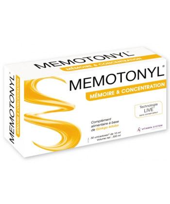 Vitamin System Memotonyl pour 28.90�