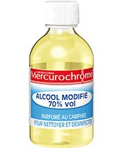 Mercurochrome 70 ° Alkohol modifiziert