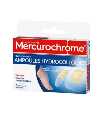 Mercurochrome Medicazioni idrocolloidi Bulbi