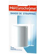 Mercurochrome Verpackungsband