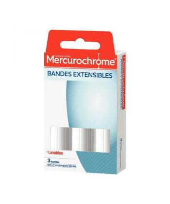 Mercurochrome Erweiterbar Bands