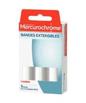 Mercurochrome Bande espandibili