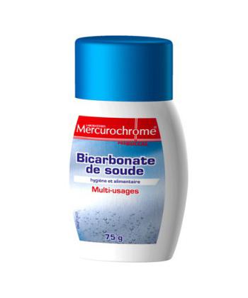 Mercurochrome bicarbonate de soude - Bicarbonate de soude toilette ...