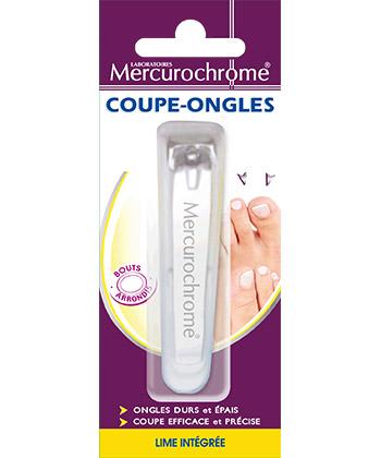 Mercurochrome Nagelknipser