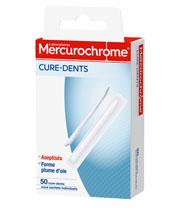Mercurochrome Zahnstocher