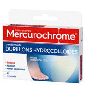 Mercurochrome Apósitos hidrocoloides callos