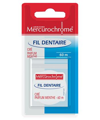 Mercurochrome Floss mentolados