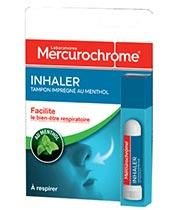 Mercurochrome inhalieren