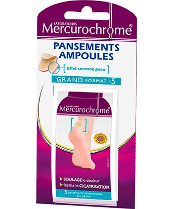 Mercurochrome Dressings Bulbs