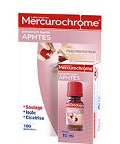Mercurochrome Liquid Bandage Úlceras